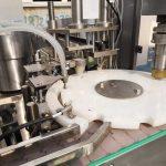 200 մլ 500 մլ շշի լցոնման սարքավորումներ / հեղուկ լցնելու ավտոմատ սարքավորում